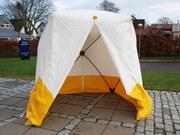 Work tent B2.5xL2.5xH2.0 m