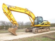 JCB JS330LC GROUND WORKER