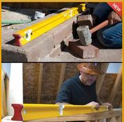 Sigma Tile Cutter and Stabila R Type spirit level in stock