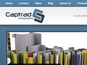 GRP Grating Riser Shaft - Captrad