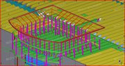 structural drafting services Worldwide by Steel construction detailing