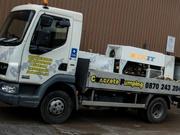 Landline Concrete Pumps - Transport Concrete To Inaccessible Places