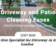 Driveway Contractors Essex - Diamond Services Group
