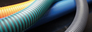 Dust extraction ducting