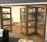 Bi folding doors construction services  in UK